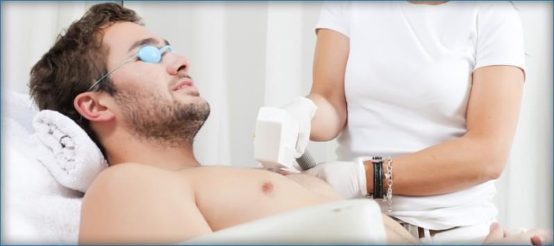 Depilação a Laser para Homens Valor Sitio Mato Dentro - Depilação a Laser Barba