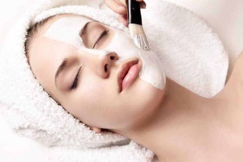 Limpeza de Pele Dermatologista Valor Jardim dos Navegantes - Limpeza de Pele Masculina