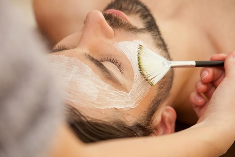 Limpeza de Pele para Homens Preço Tamanduateí 3 - Limpeza de Pele com Peeling de Bambu