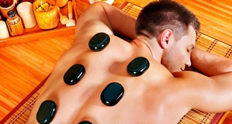 Massagem com Pedras Quentes Preço Parque São Diogo - Massagem Pedras Quentes