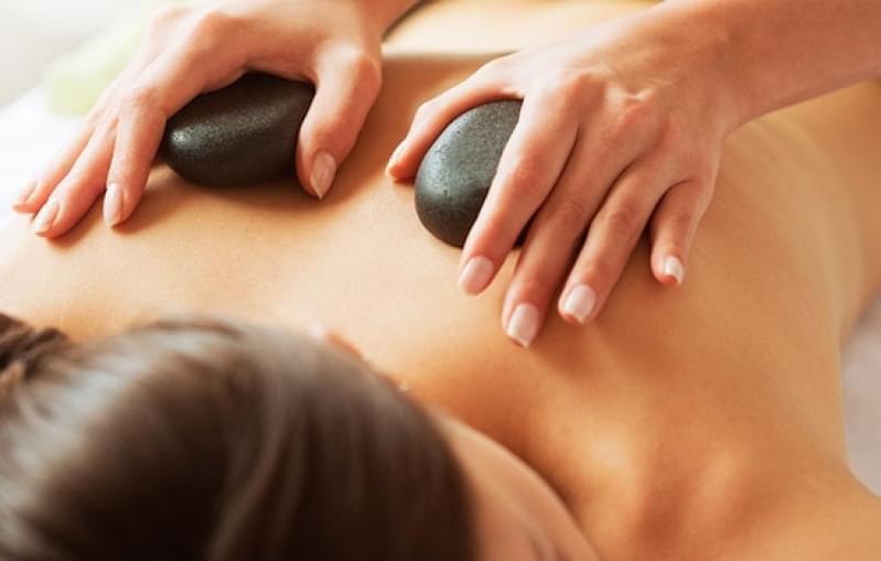 Massagem com Pedras Quentes Vila Fernanda - Massagem Completa para Noiva