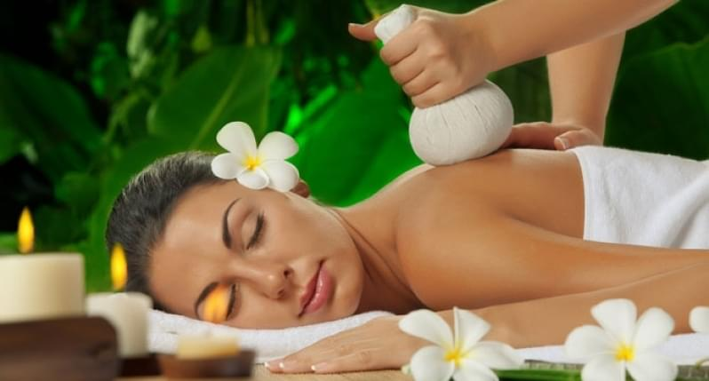 Massagem com Pindas Chinesas Preço Recreio da Borda do Campo - Massagem com Pedras Quentes
