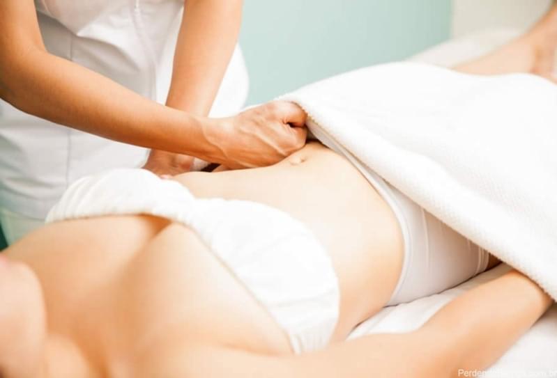 Massagem Linfática Valor Jardim dos Navegantes - Massagem Redutora de Medidas