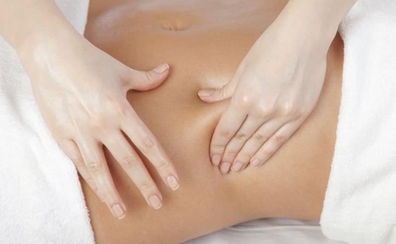 Massagem para Reduzir Medidas Preço Santo André: - Massagem Pedras Quentes