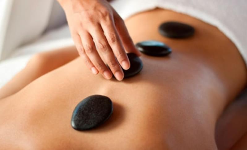 Massagem Pedras Quentes Nova Gerty - Massagem Completa para Noiva