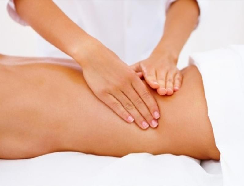 Massagem Redutora de Medidas Valor Jardim Regina - Massagem Completa para Noiva