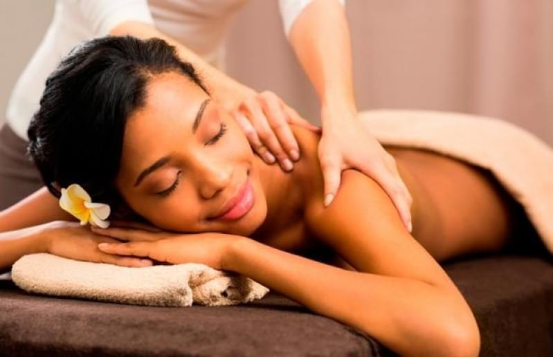 Massagem Relaxante Preço Parque Espacial - Massagem Redutora de Medidas