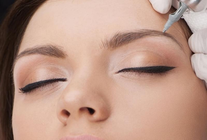 Micropigmentação de Sobrancelha Esfumada Preço Parque Bandeirantes - Micropigmentação Retoque