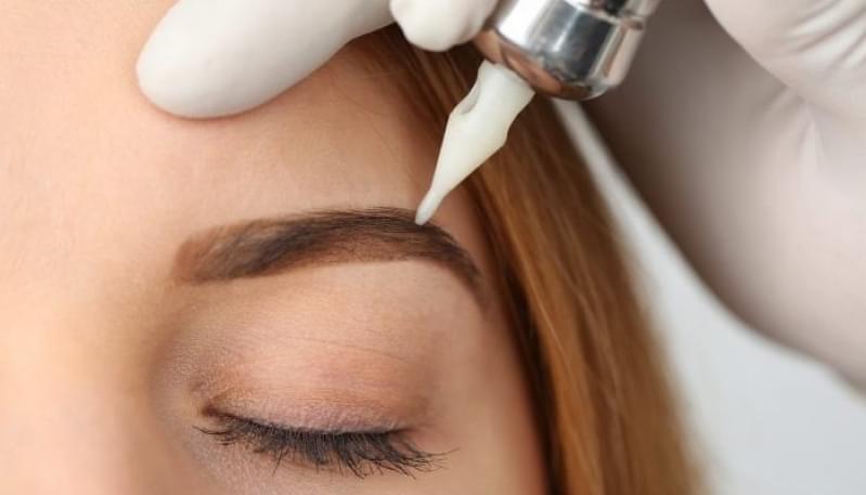 Micropigmentação de Sobrancelha Preço São Bernardo Novo - Micropigmentação para Noivas