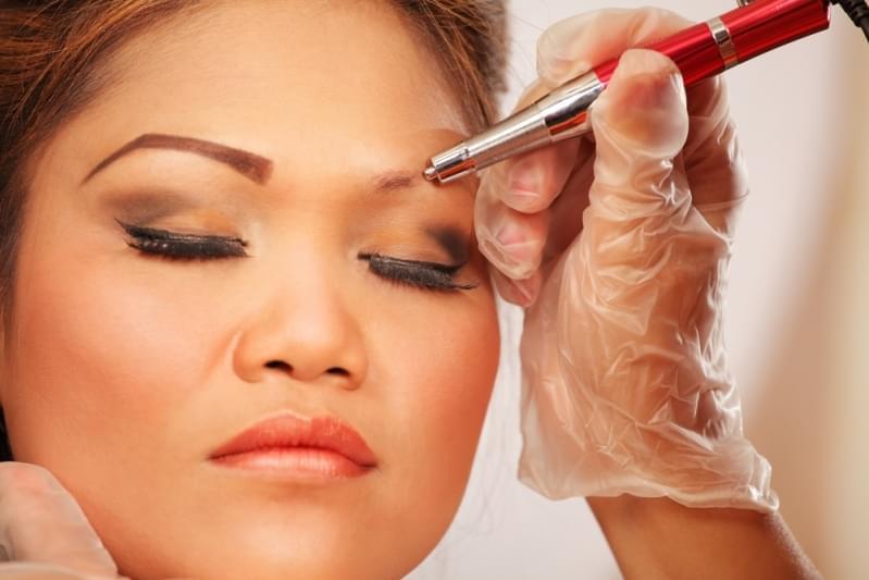 Micropigmentação de Sobrancelha Valor Parque Andreense - Micropigmentação de Sobrancelha Esfumada
