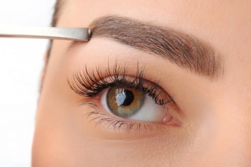 Micropigmentação Fio a Fio 3d Valor Vila Cecília Maria - Micropigmentação de Sobrancelha Esfumada
