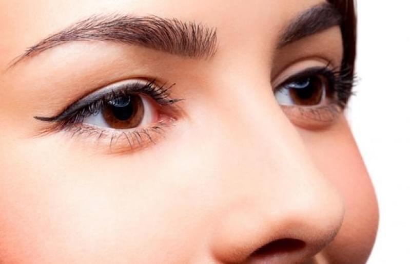 Micropigmentação Fio a Fio Preço Zanzala - Micropigmentação de Sobrancelha