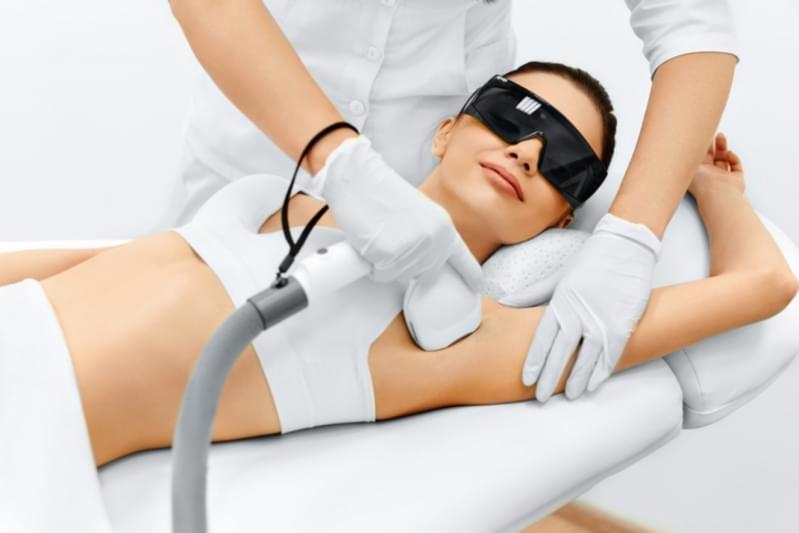 Onde Encontro Depilação a Laser Axila Serraria - Depilação a Laser para Homens