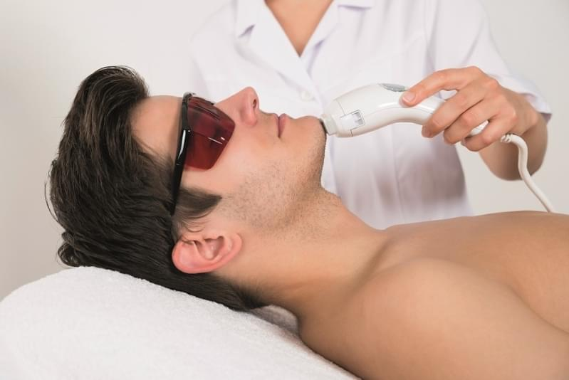 Onde Encontro Depilação a Laser Barba Jardim Ana Sofia - Depilação a Laser para Homens