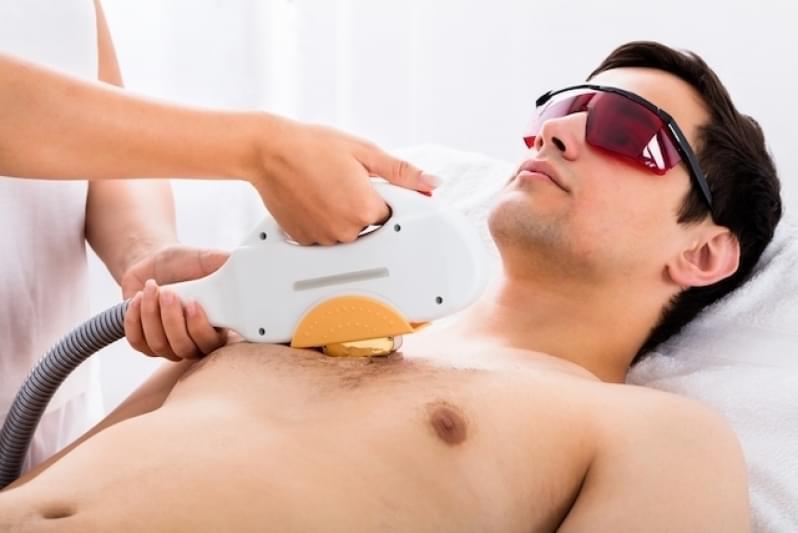 Onde Encontro Depilação a Laser para Homens Jardim do Carmo - Depilação a Laser Virilha