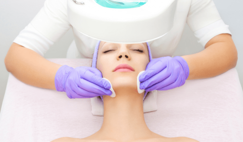 Onde Encontro Limpeza de Pele Dermatologista Santo Antônio - Limpeza de Pele com Peeling de Diamante