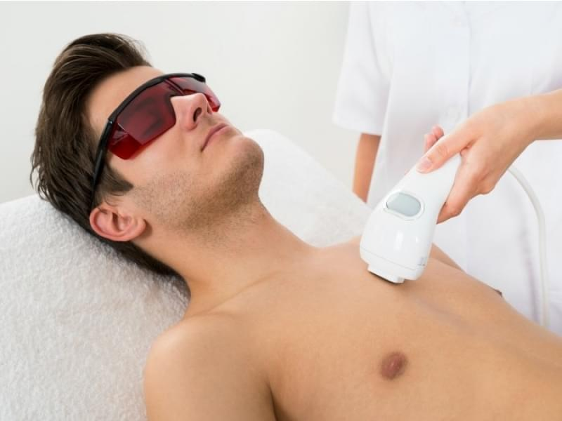 Quanto Custa Depilação a Laser para Homens Bairro Silveira - Depilação a Laser Masculina