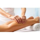 drenagem linfática para as pernas preço Itapeva