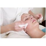 limpeza de pele com extração valor Vila Linda