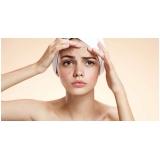 limpeza de pele acne