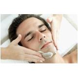 limpeza de pele masculina preço Cerâmica