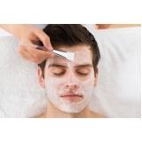limpeza de pele masculina valor Jardim Avelino