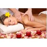 massagem completa para noiva preço Fundação