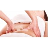 massagem de drenagem linfática preço Jardim Stella