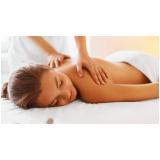 massagem profissional valor Jardim Alvorada