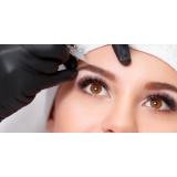 micropigmentação em sobrancelhas