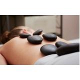 onde encontro massagem com pedras quentes Jardim dos Eucaliptos