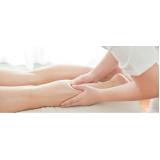onde encontro massagem de drenagem linfática Cerâmica