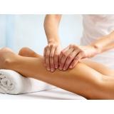 quanto custa massagem linfática Jardim Avelino